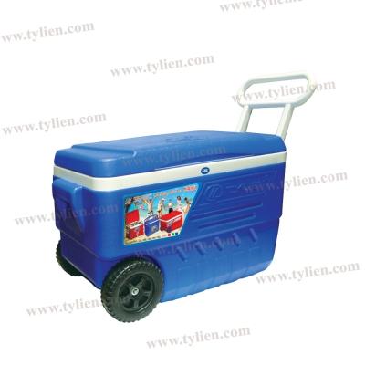 Thùng Đá Vuông Happy Cooler - 68
