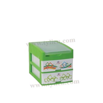Tủ Nhựa Mini L Trắng Sữa 3 Ngăn